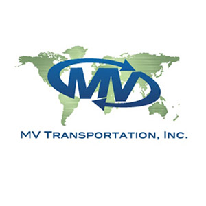 MV Transportation, Inc., San Jose, CA Logo