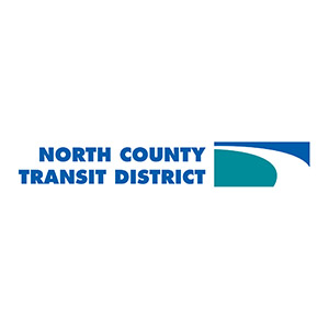 North County Transit District (NCTD), Oceanside, CA Logo