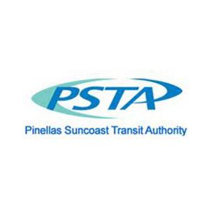 Pinellas SunCoast Transit Authority (PSTA), St. Petersburg, FL Logo