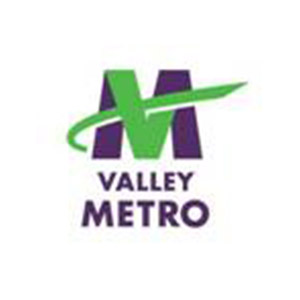 Valley Metro Regional Public Transportation Authority (Valley Metro), Phoenix, AZ Logo